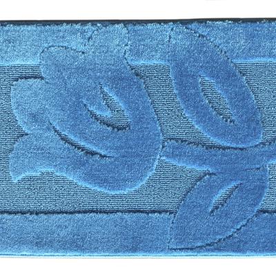 Синие коврики для ванной