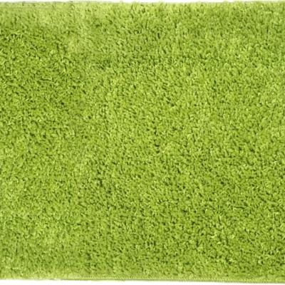 Зелёные коврики для ванной